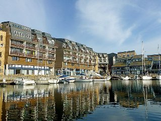 Apartment Les Marinas  in Deauville - Trouville, Normandy - 4 persons, 2 bedroo