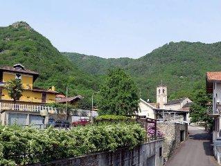 Vacation home Casa Marzena  in Nonio (VB), Lago Maggiore - Lake Orta - 4 person