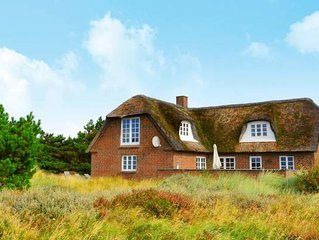 Vacation home Blåvand  in Blaavand, South - western Jutland - 12 persons, 5 bed