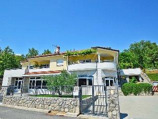 Apartment Branko  in Opatija/Matulji, Kvarner - 4 persons, 2 bedrooms