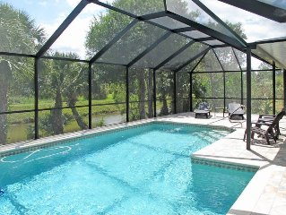 Vacation home in Lehigh Acres, Florida - 6 persons, 3 bedrooms