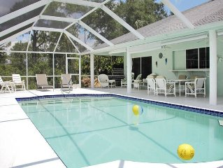 Vacation home in Lehigh Acres, Florida - 4 persons, 2 bedrooms