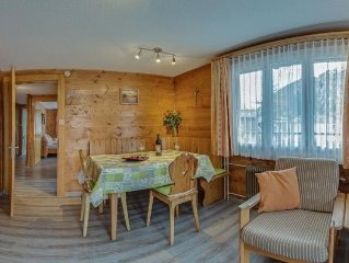Apartment Anemone (010601)  in Saas - Fee, Valais - 6 persons, 2 bedrooms