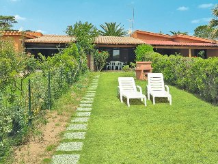 Vacation home REI MARINA FRONTE MARE  in Costa Rei, Sardinia - 4 persons, 1 bed