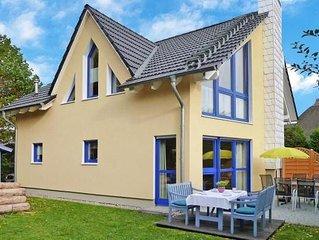 Villa Karoline, Zingst  in Fischland, Darss und Zingst - 4 persons, 2 bedrooms
