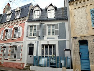 Vacation home Hautpoul  in Deauville - Trouville, Normandy - 5 persons, 2 bedro