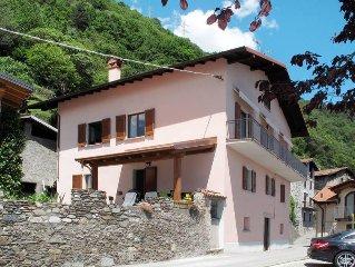 Apartment Casa Sole-Luna  in Gravedona (CO), Lake Como - 4 persons, 2 bedrooms