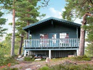 Ferienhaus Bortelid  in Åseral, Sørlandet - 6 Personen, 3 Schlafzimmer