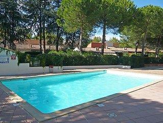 Ferienhaus Hameau des Pins  in Cap d'Agde, Herault - Aude - 4 Personen, 1 Schlaf