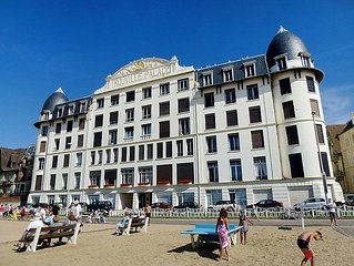 Apartment trouville palace  in Deauville - Trouville, Normandy - 2 persons, 1 b
