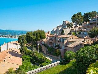 Ferienwohnung Les Mas de la Madrague  in Saint Cyr sur Mer La Madrague, Cote d'A