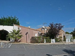 Vacation home Les Maisons du Golf  in Cap d'Agde, Herault - Aude - 6 persons, 2