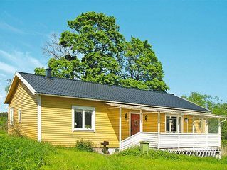 Vacation home Tidaholm  in Hjo, Western Sweden - 6 persons, 2 bedrooms
