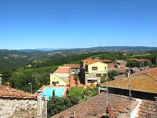 Apartment Residence La Pieve  in San Donato in Poggio (FI), Florence and surrou