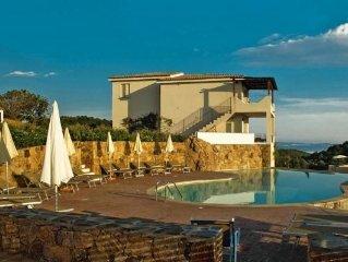 Residence Ea Bianca, Baja Sardinia  in Gallura - 6 persons, 2 bedrooms