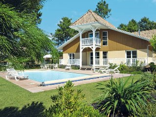 Vacation home Eden Club  in Lacanau - Ocean, Aquitaine - 8 persons, 3 bedrooms