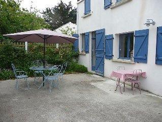 Ferienhaus Jean Terrien  in Pornic, Vendee - Pays de la Loire - 4 Personen, 2 Sc