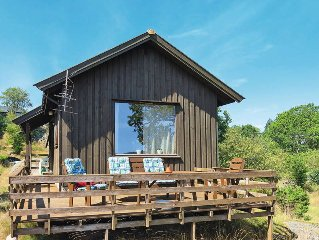 Vacation home Mandal  in Skjernoy, Southern Norway - 6 persons, 2 bedrooms