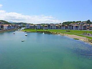 Ferienwohnung Ederra Untxin  in Saint - Jean - de - Luz, Baskenland - 6 Personen