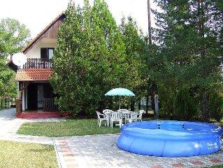 Vacation home in Balatonmariafürdö, Balatón - 8 persons, 4 bedrooms