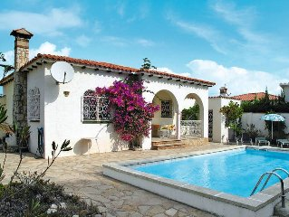 Vacation home Casa Zimmer  in Miami Playa, Costa Dorada - 4 persons, 2 bedrooms