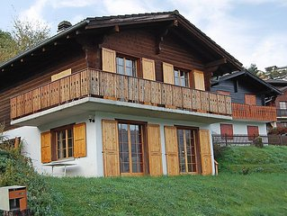 Vacation home Chalet Enfin  in Nendaz, Valais - 6 persons, 3 bedrooms