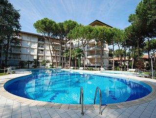 Ferienwohnung Donatello  in Lignano Riviera, Friaul/ Julisch - Venetien - 4 Pers