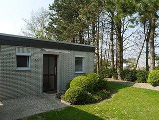 Ferienhaus ****  in Tossens, Nordsee - 4 Personen, 2 Schlafzimmer
