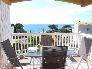 Apartment Le Panama  in Saint Aygulf, Cote d'Azur - 4 persons, 2 bedrooms