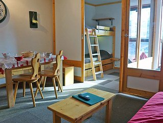 Apartment Eskival  in Val Thorens, Savoie - Haute Savoie - 5 persons, 1 bedroom