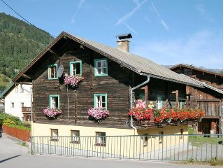 Vacation home Bauernhaus Wenger  in Bad Gastein, Salzburg and surroundings - 8