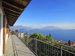 Vacation home Villa Panorama  in Belgirate, Lago Maggiore - Lake Orta - 6 perso
