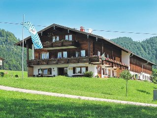 Apartment Wohnung Widhölzl  in Reit im Winkl, Bavarian Alps - Allgäu - 6 person