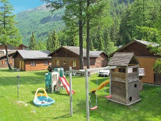 Vacation home Residenz Edelweiss  in Saas - Balen, Valais / Wallis - 6 persons,