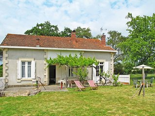 Vacation home in Carcans, Aquitaine - 8 persons, 4 bedrooms