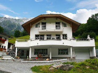 Apartment Pardoll  in Flirsch, Arlberg mountain - 4 persons, 2 bedrooms