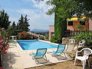 Ferienhaus in Carces, Cote d'Azur Hinterland / Var - 8 Personen, 4 Schlafzimmer