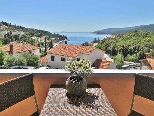Apartment Haus Dora  in Rabac, Istria - 5 persons, 2 bedrooms