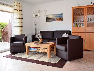 Apartment Seestern  in Norddeich, North Sea - 4 persons, 2 bedrooms