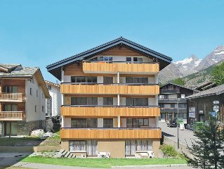 Apartment Chalet Venetz  in Saas - Fee, Valais / Wallis - 6 persons, 2 bedrooms