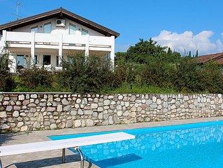 Ferienhaus Carlotta  in San Felice del Benaco, Gardasee - 10 Personen, 5 Schlafz