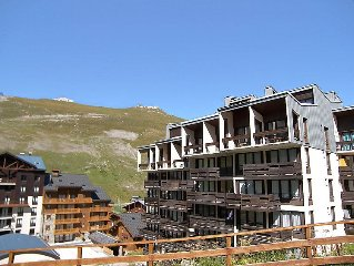 Apartment Le Pramecou  in Tignes, Savoie - Haute Savoie - 6 persons, 1 bedroom