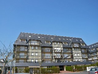 Apartment les Colombieres  in Villers sur mer, Normandy - 6 persons, 2 bedrooms