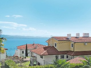 Apartment Haus Kasic  in Icici, Kvarner Bay - 5 persons, 2 bedrooms