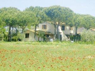 Holiday resort Canova Seconda, Marina di Grosseto  in Maremma - 4 persons, 1 be