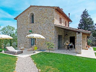 Vacation home Meletta  in Gambassi Terme, Tuscany Chianti - 7 persons, 3 bedroo