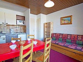 Apartment Les Eterlous  in Val Thorens, Savoie - Haute Savoie - 4 persons, 1 be