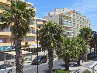 Apartment La Palmeraie  in Canet - Plage, Pyrenees - Orientales - 4 persons, 1