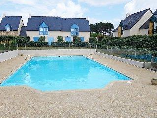 Ferienwohnung Les Villas de Kermaria  in Quiberon, Bretagne Sud - 5 Personen, 2