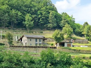 Vacation home in Bossolasco, Piedmont - 8 persons, 2 bedrooms